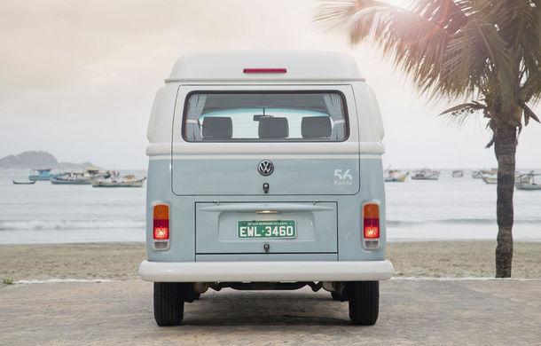 Volkswagen a produs în Brazilia ultimul Bulli. Acesta a ajuns la muzeul din Hanovra al mărcii - Poza 5
