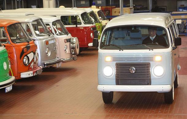 Volkswagen a produs în Brazilia ultimul Bulli. Acesta a ajuns la muzeul din Hanovra al mărcii - Poza 6