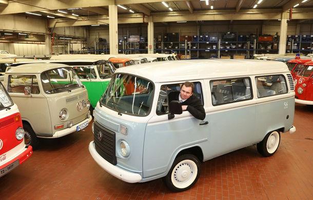 Volkswagen a produs în Brazilia ultimul Bulli. Acesta a ajuns la muzeul din Hanovra al mărcii - Poza 2