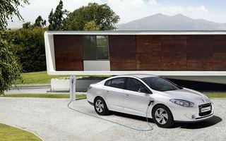 Renault Fluence ZE - vânzările dezastruoase au dus la oprirea producţiei