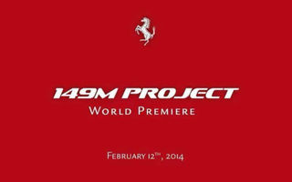 Ferrari California facelift, anunţat de prima imagine teaser