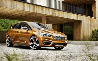 """Şeful departamentului de dezvoltare BMW: """"Active Tourer ar putea fi singurul nostru model cu tracţiune faţă"""""""