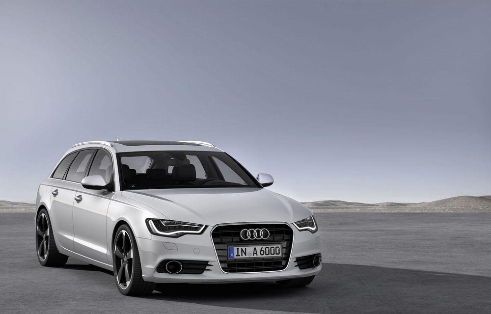 Audi A4, A5 şi A6 primesc versiuni economice Ultra - Poza 9