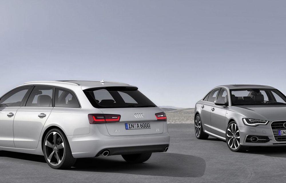 Audi A4, A5 şi A6 primesc versiuni economice Ultra - Poza 25