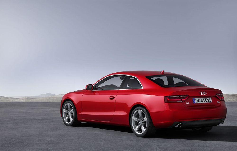 Audi A4, A5 şi A6 primesc versiuni economice Ultra - Poza 14