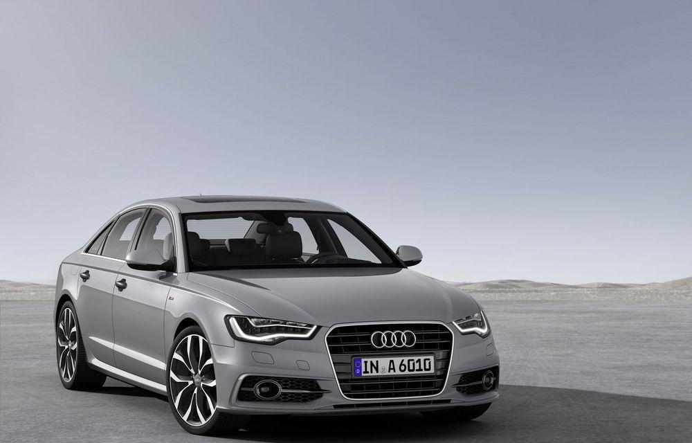 Audi A4, A5 şi A6 primesc versiuni economice Ultra - Poza 27