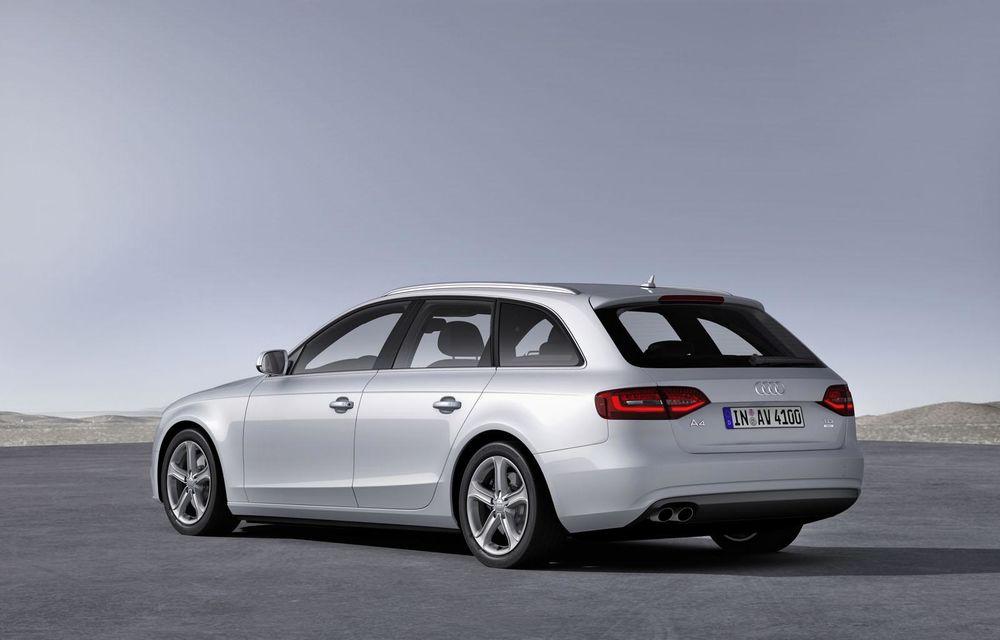 Audi A4, A5 şi A6 primesc versiuni economice Ultra - Poza 16