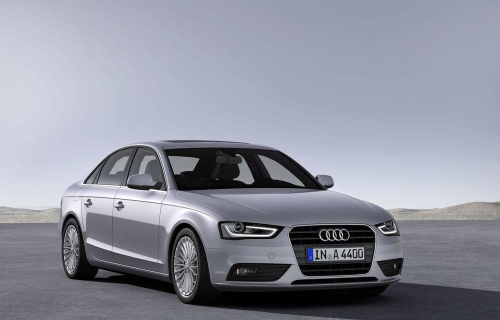 Audi A4, A5 şi A6 primesc versiuni economice Ultra - Poza 23