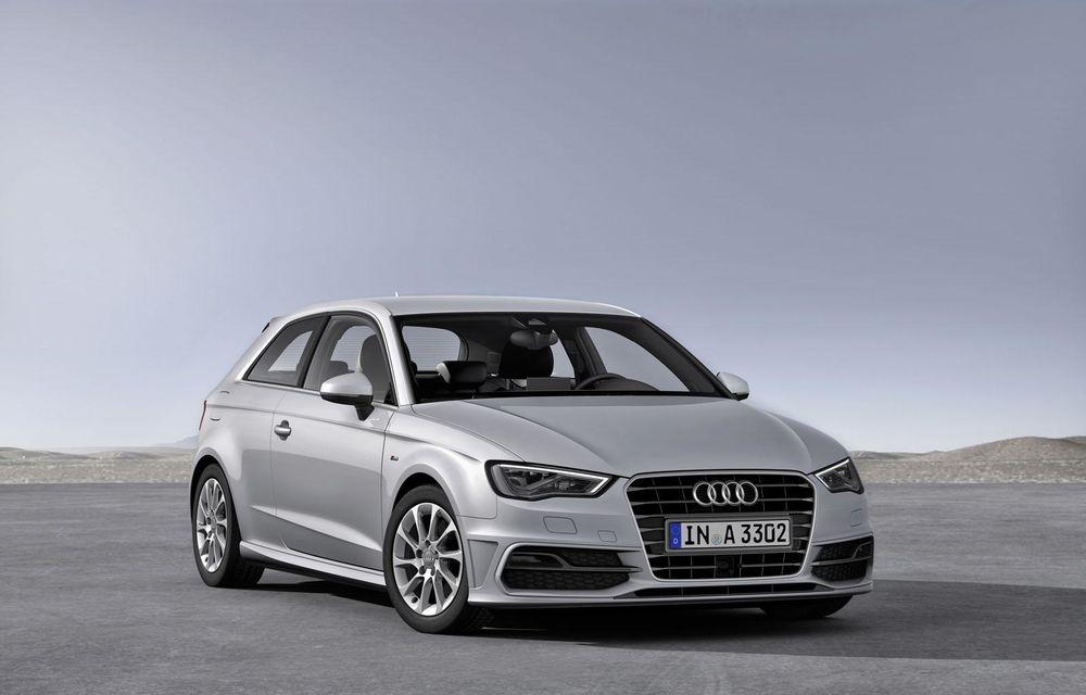 Audi A4, A5 şi A6 primesc versiuni economice Ultra - Poza 8
