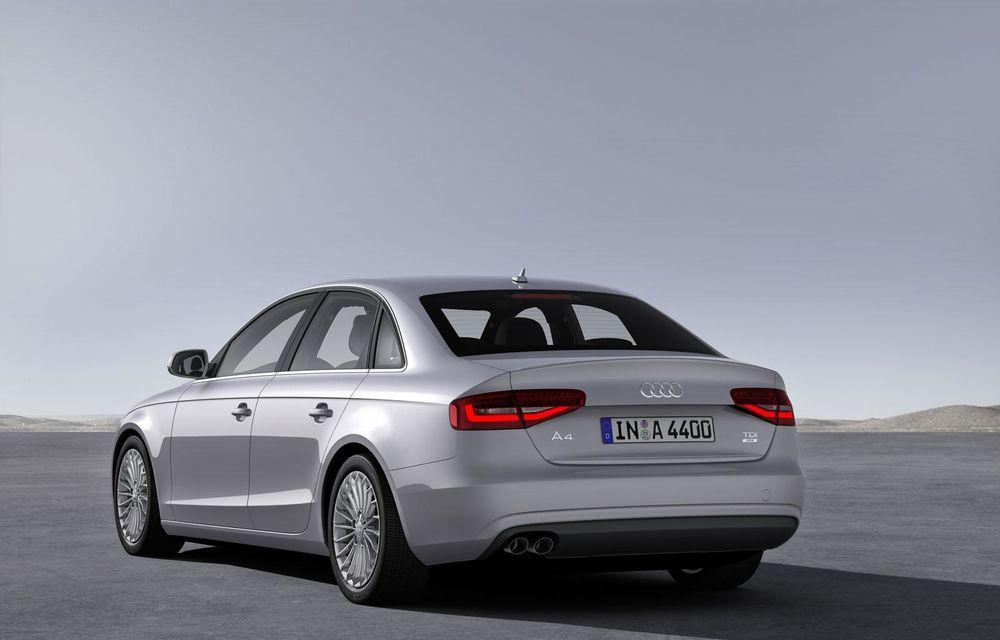 Audi A4, A5 şi A6 primesc versiuni economice Ultra - Poza 10
