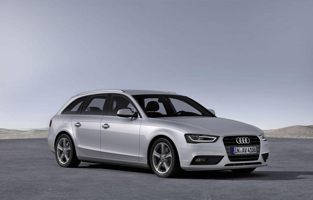 Audi A4, A5 şi A6 primesc versiuni economice Ultra - Poza 12