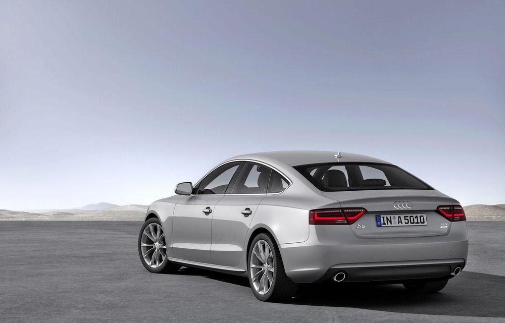 Audi A4, A5 şi A6 primesc versiuni economice Ultra - Poza 4