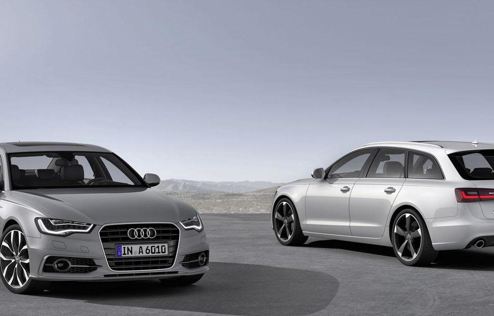Audi A4, A5 şi A6 primesc versiuni economice Ultra - Poza 20
