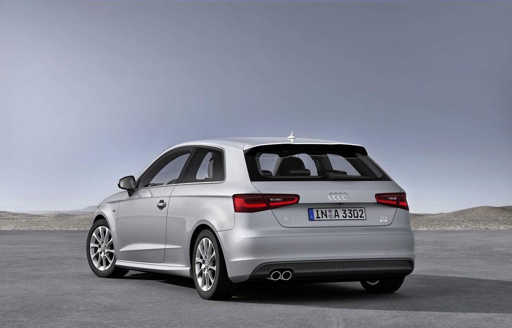 Audi A4, A5 şi A6 primesc versiuni economice Ultra - Poza 28