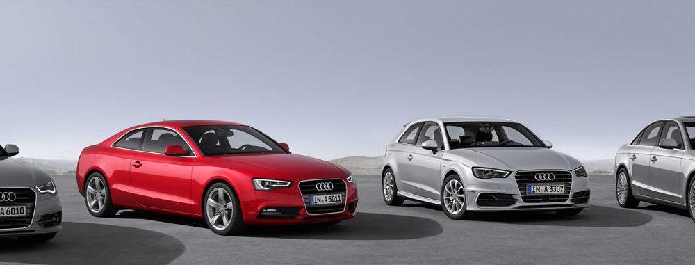 Audi A4, A5 şi A6 primesc versiuni economice Ultra - Poza 24