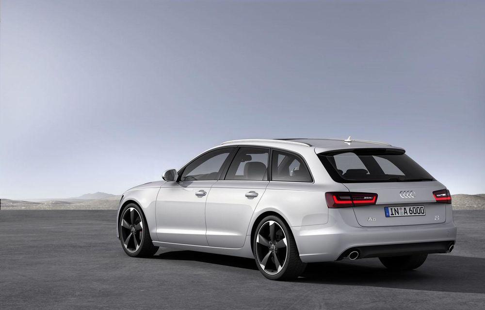 Audi A4, A5 şi A6 primesc versiuni economice Ultra - Poza 21
