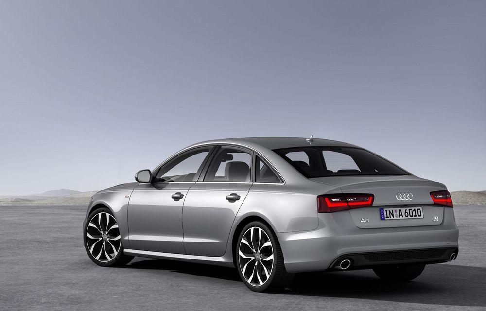 Audi A4, A5 şi A6 primesc versiuni economice Ultra - Poza 5