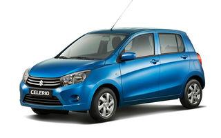 Suzuki Celerio, înlocuitorul lui Alto, vine să fure din clienţii lui Renault Twingo