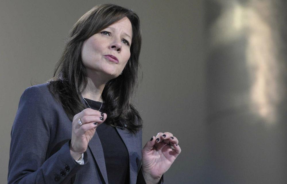 Noua şefă a GM, declarată cea mai puternică femeie din afaceri - Poza 1