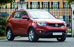 Preţuri SsangYong Korando facelift în România: start de la 19.290 euro