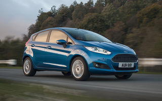 Presa germană: Ford Fiesta ar putea fi produs şi în România din 2017
