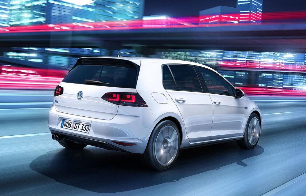 Volkswagen Golf GTE, fratele plug-in hybrid al lui GTI, se prezintă - Poza 7