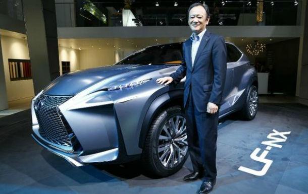 Şeful de design de la Toyota va conduce marca Lexus - Poza 1