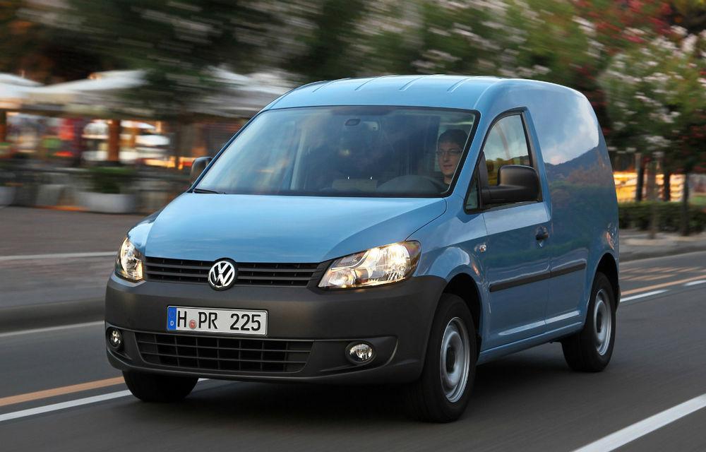 Volkswagen anunţă o rechemare în service pentru Caddy: aproape 600.000 de unităţi sunt afectate - Poza 1