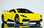 Arash AF8 - supercarul englezesc cu motor V8 aspirat de 7.0 litri