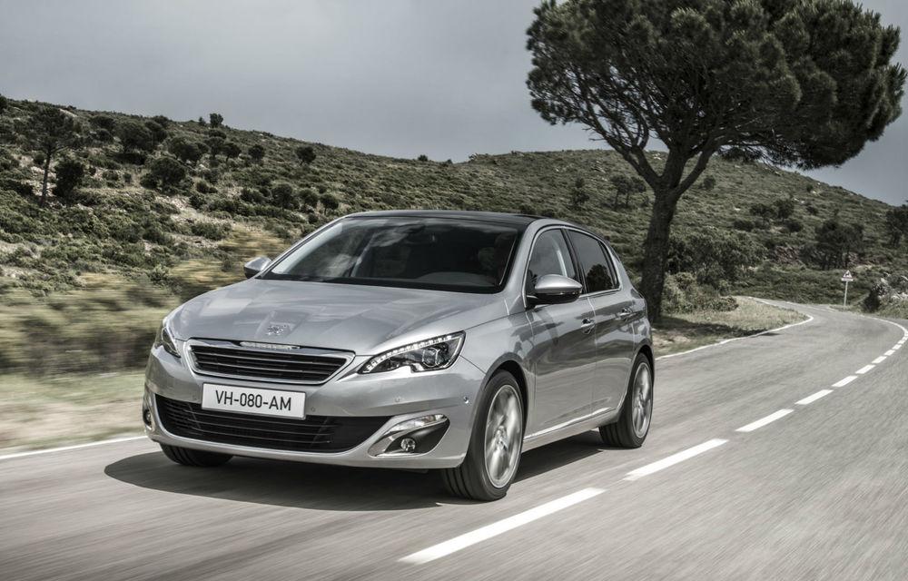 OFICIAL: Peugeot 308 este Maşina Anului în Europa 2014 - Poza 1