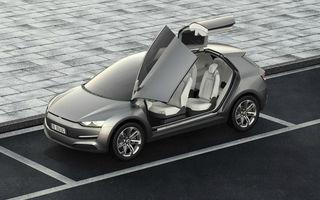 Italdesign Giugiaro Clipper, conceptul italienilor ne prezintă un potenţial monovolum de la Volkswagen