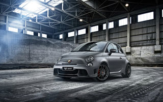 Abarth 695 Biposto: cel mai rapid Abarth de stradă are 190 CP
