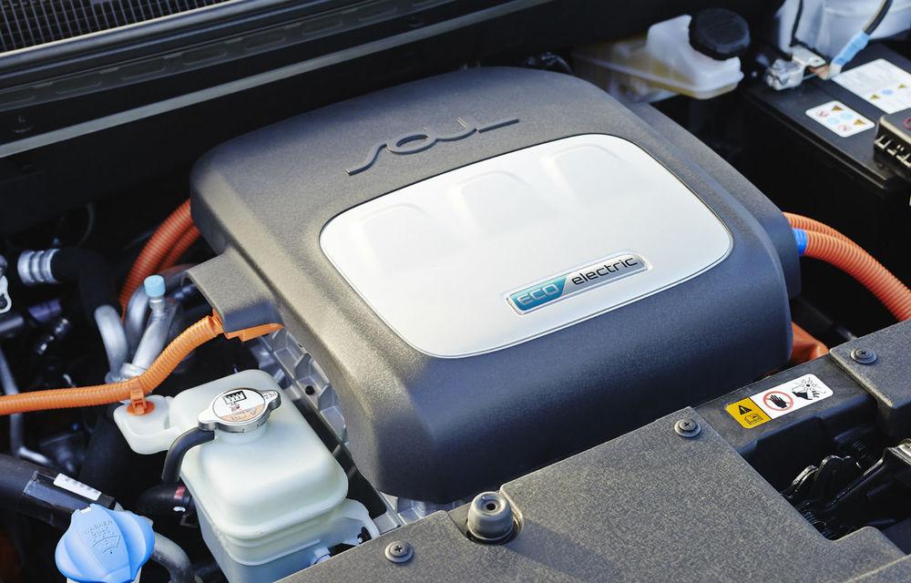 Kia Soul EV: prima electrică de serie a mărcii are 7 ani garanţie şi 200 km autonomie - Poza 11
