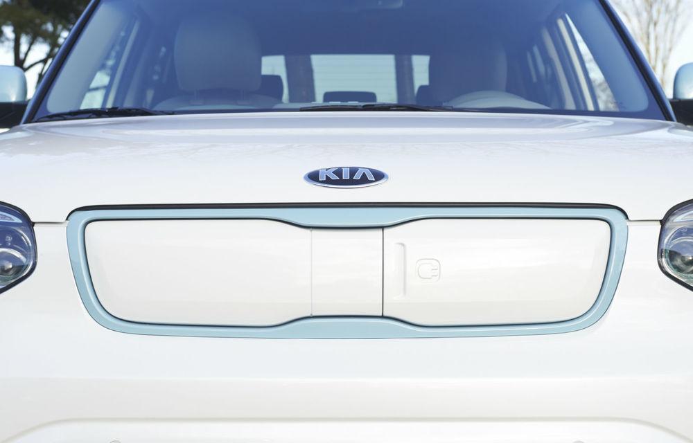 Kia Soul EV: prima electrică de serie a mărcii are 7 ani garanţie şi 200 km autonomie - Poza 13