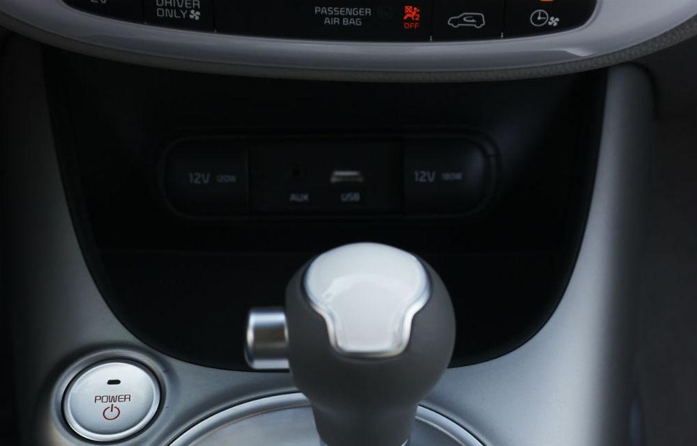 Kia Soul EV: prima electrică de serie a mărcii are 7 ani garanţie şi 200 km autonomie - Poza 18