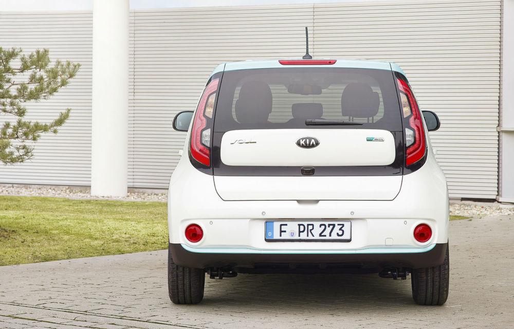 Kia Soul EV: prima electrică de serie a mărcii are 7 ani garanţie şi 200 km autonomie - Poza 29