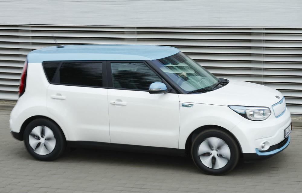 Kia Soul EV: prima electrică de serie a mărcii are 7 ani garanţie şi 200 km autonomie - Poza 5
