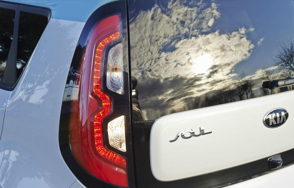 Kia Soul EV: prima electrică de serie a mărcii are 7 ani garanţie şi 200 km autonomie - Poza 9