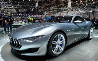 GENEVA 2014 LIVE: Ferrari, Lamborghini şi Maserati s-au duelat în stil italian