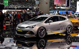 GENEVA 2014 LIVE: Duel la distanţă între germani - standurile Opel şi Volkswagen