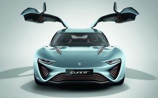 O companie necunoscută din Liechtenstein a scos cel mai interesant concept de la Geneva: Quant e-Sportlimousine