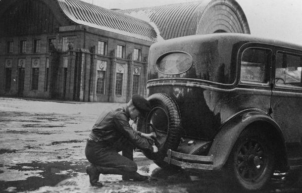 POVEŞTI AUTO: Anvelopa de iarnă împlineşte 80 de ani - Poza 5