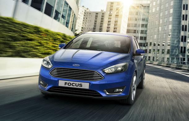 Ford Focus ST va avea şi o versiune diesel de 182 de cai - Poza 1