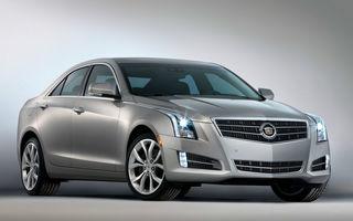 Cadillac pregăteşte o invazie europeană cu noile ATS şi Escalade