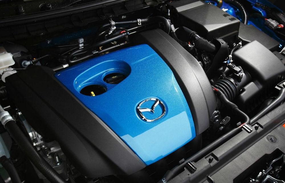 Toyota va beneficia de motoare SkyActiv de la Mazda - Poza 1