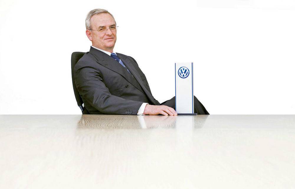 """Şeful Volkswagen: """"Vom vinde 10 milioane de maşini în 2014"""" - Poza 1"""