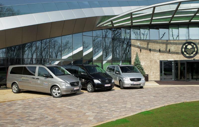 Mercedes oferă câte un Vito pentru Federaţia Olimpică Română şi pentru Federaţiile de Tenis şi Nataţie - Poza 12