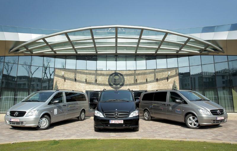 Mercedes oferă câte un Vito pentru Federaţia Olimpică Română şi pentru Federaţiile de Tenis şi Nataţie - Poza 13