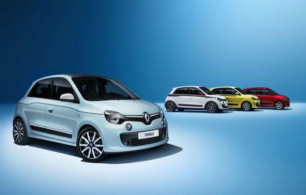Renault Twingo împarte 70% din componentele mecanice cu viitoarea gamă Smart - Poza 1