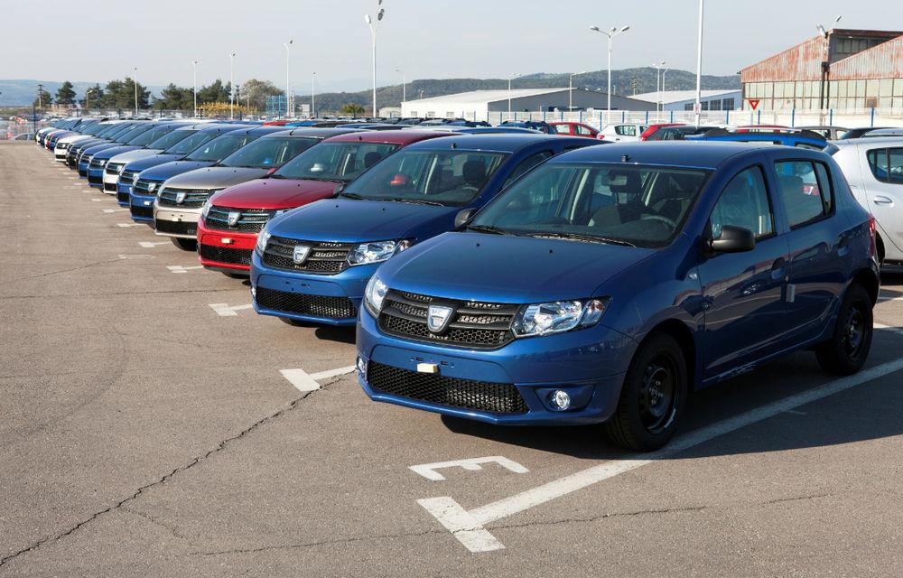 Dacia a înregistrat o creştere de 36.5% în Europa în primele două luni ale anului - Poza 1